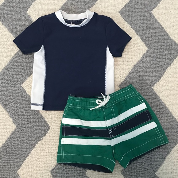 d3a93eb6f8 Carter's Swim | Baby Boy Outfit 36 Months | Poshmark